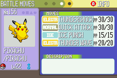 Pokemon Snakewood - Pikachu + Ice Punch = Epic - User Screenshot